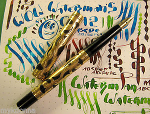 waterman wet noodle eyedropper